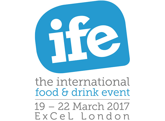 IFE (The International Food & Drink Event) 2017
